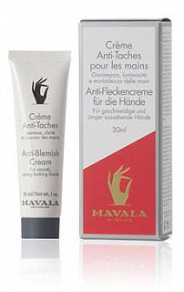 MAVALA CREME ANTITACHES - CREMA ANTIMACCHIE MANI 30ml