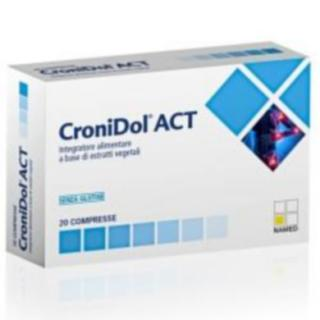 CRONIDOL ACT 20 compresse NAMED