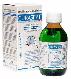 CURASEPT COLLUTTORIO- 0,2% CLOREXIDINA 200ml