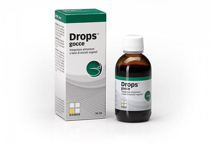 DROPS gocce 50ml NAMED