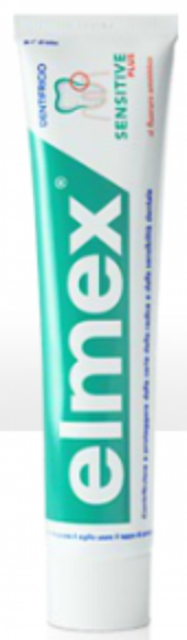 ELMEX SENSITIVE PLUS DENTIFRICIO 75ML
