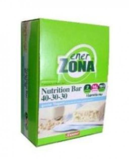 ENERZONA NUTRITION BAR 40-30-30 YOGURT BOX DA 20 BARRETTE