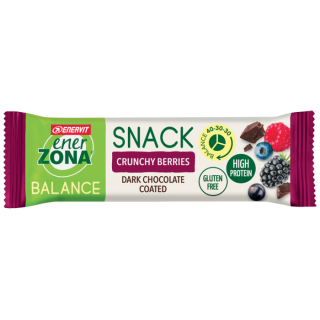 ENERZONA SNACK CRUNCHY BERRIES