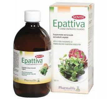 PHARMALIFE EPATTIVA CONCENTRATO FLUIDO 500ml