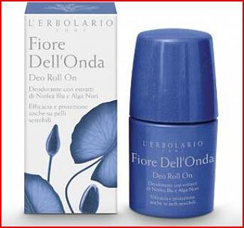 ERBOLARIO Fiore Dell'Onda Deo Roll on Fiore dell'Onda50 ML