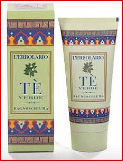 ERBOLARIO TE' VERDE BAGNOSCHIUMA 200 ML
