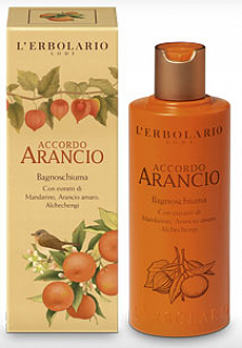 ERBOLARIO ARANCIO BAGNOSCHIUMA 250 ML