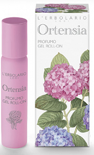 ERBOLARIO Ortensia PROFUMO GEL ROLL-ON 15ml