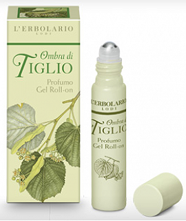 ERBOLARIO Ombra di Tiglio PROFUMO GEL ROLL-ON 15ml