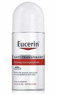 EUCERIN DEO ROLL ON ANTI TRASPIRANTE 50 ML