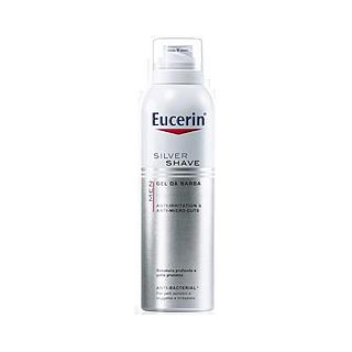EUCERIN MEN SILVER SHAVE GEL DA BARBA 150 ML