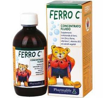 PHARMALIFE BIMBI FERRO C 200ml
