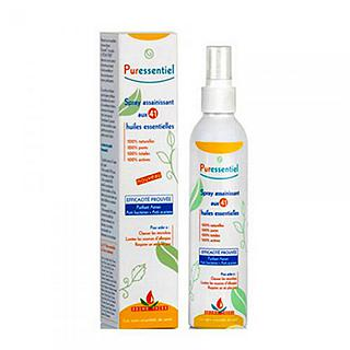 PURESSENTIEL SPRAY  200 ML Deodorante Ambiente 41 Oli essenziali