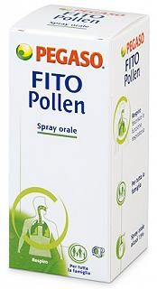 PEGASO FITO POLLEN SPRAY ORALE 50ml ALLERGIA