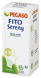 PEGASO FITO SERENY SPRAY ORALE 50ml