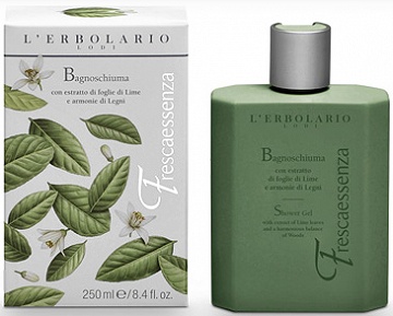 ERBOLARIO FRESCAESSENZA BAGNOSCHIUMA 250 ML