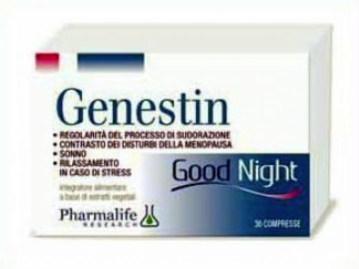 PHARMALIFE GENESTIN GOOD NIGHT 30 COMPRESSE