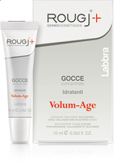 ROUGJ VOLUM-AGE GOCCE CONCENTRATE LABBRA 10 ml