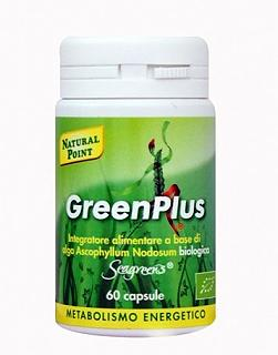 NATURAL POINT GREEN PLUS 60 CAPSULE
