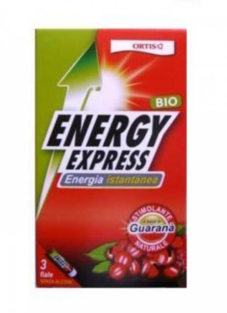 ORTIS - ENERGY EXPRESS BIO 3 FIALE