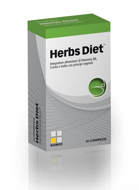 HERBS DIET 60 compresse NAMED