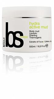 BSOUL HYDRA ACTIVE MUD 500 ML