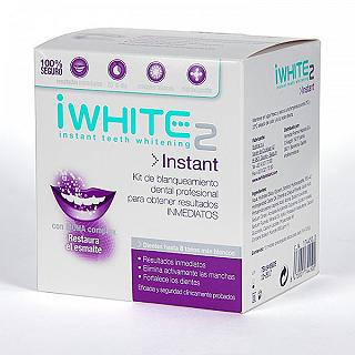 I-WHITE 2 SBIANCANTE DENTI ISTANTANEO