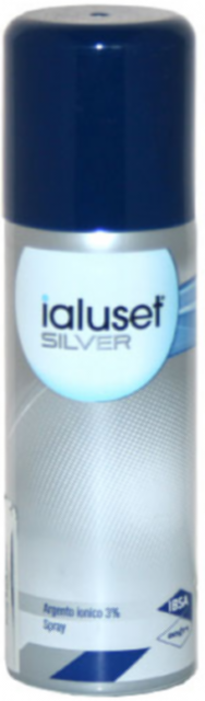 IALUSER SILVER SPRAY 125 ml ARGENTO 3%