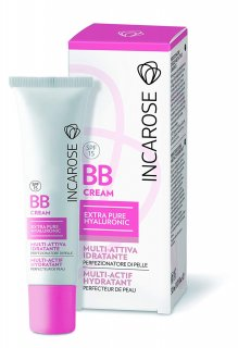 INCAROSE BB CREAM LIGHT 30 ml EXTRA PURE HYALURONIC
