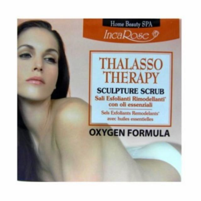 INCAROSE THALASSO THERAPY SCULPTURE SCRUB 700gr