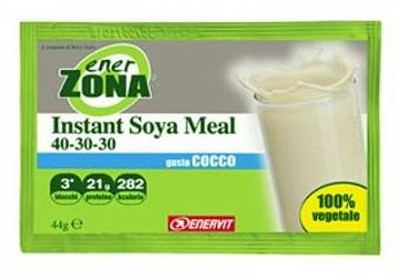 ENERZONA  INSTANT SOYA MEAL  GUSTO COCCO 40-30-30