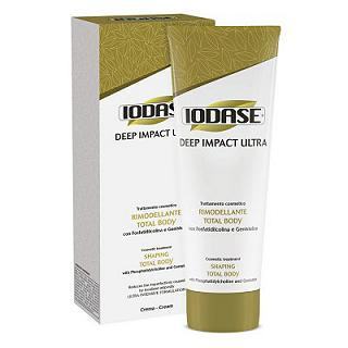 IODASE DEEP IMPACT ULTRA CREMA 220 ml Trattamento intensivo rimodellante Total Body