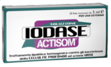 NATURAL PROJECT - IODASE ACTISOM FIALE