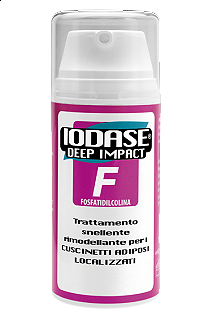 NATURAL PROJECT - IODASE DEEP IMPACT F FLUIDO CONCENTRATO