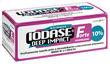 NATURAL PROJECT - IODASE DEEP IMPACT FORTE 10