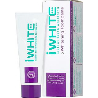 IWHITE INSTANT TEETH  WHITENING DENTIFRICIO SBIANCANTE AD AZIONE IMMEDIATA