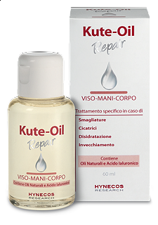 KUTE-OIL REPAIR VISO MANI CORPO 60ml