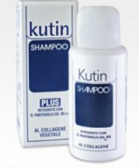 KUTIN SHAMPOO COLLAGENE 200ML