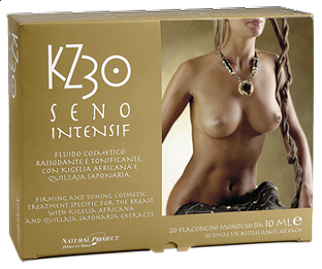 NATURAL PROJECT - KZ30 SENO FLUIDO INTENSIVO FIALE 20 X 10ml
