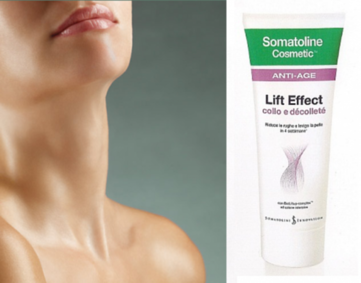 SOMATOLINE COSMETIC LIFT EFFECT COLLO E DECOLLETE 50ml