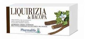 PHARMALIFE CREMA POMATA LIQUIRIZIA E BACOPA 30% 75ml