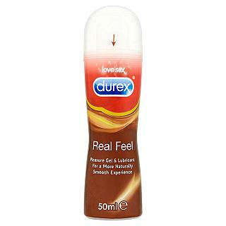 DUREX - REAL FEEL PLEASURE GEL 50ml