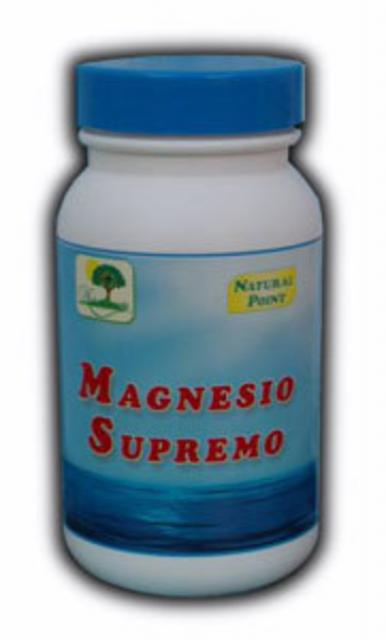 NATURAL POINT MAGNESIO SUPREMO POLVERE 150gr