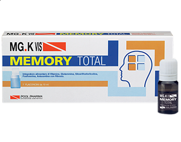 MG.K VIS MEMORY TOTAL 7 FLACONCINI DA 10ml