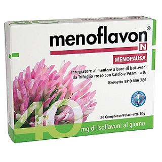 MENOFLAVON N 30 compresse NAMED