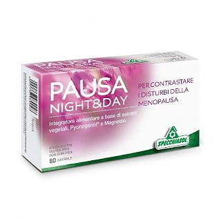 SPECCHIASOL PAUSA NIGHT & DAY 80 CAPSULE
