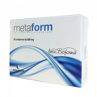 BIOGROUP METAFORM 30 COMPRESSE DA  800 MG