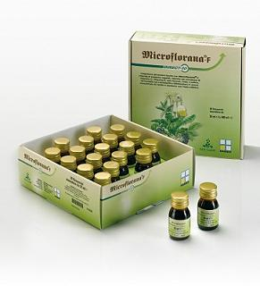 MICROFLORANA F DIRECT 10, 20 flaconcini NAMED