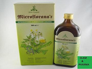 MICROFLORANA F 500 ml NAMED