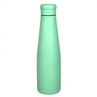 Borraccia termica in acciaio Verde menta pastello/ mint ice Stainless steel bottles